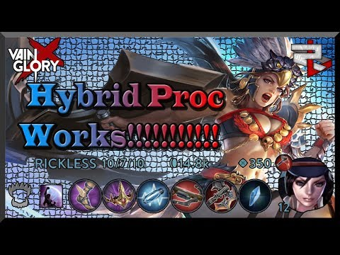 Nasty Proc Damage With Catherine!!! Vainglory 5v5