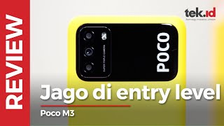Review Xiaomi Poco M3 yang baru rilis di Indonesia - Entry Level Killer