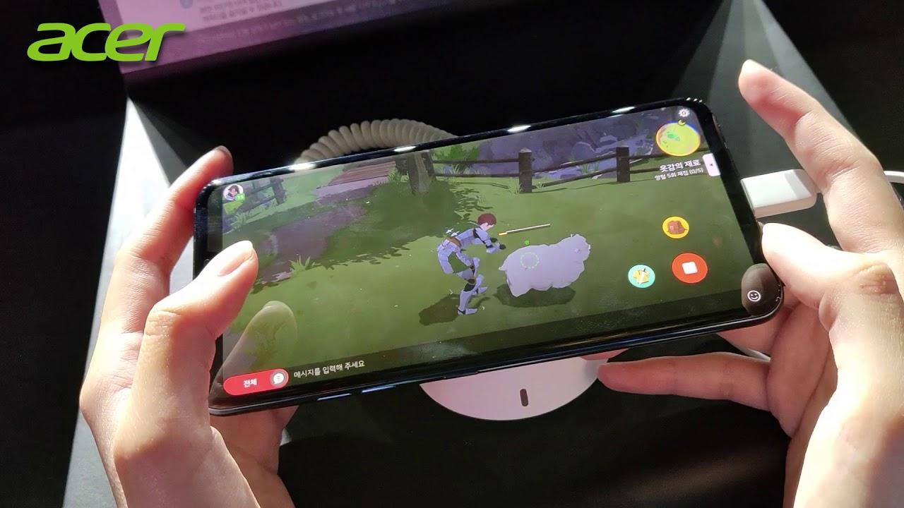 [GSTAR 2018] Mabinogi Mobile Demo Gameplay - GamerBraves