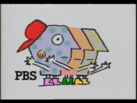 WHYY-TV 12 Philadelphia PTV (PBS Kids) Promos/IDs (Early 1997)