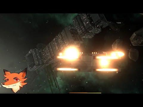 Avorion #1- On mine des ressources pour construire son vaisseau pièce par pièce et partir explorer!