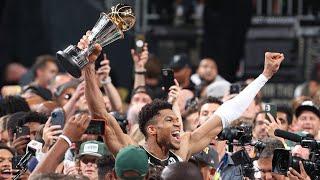 MILWAUKEE BUCKS ARE 2021 NBA CHAMPIONS   105-98   7.20.21