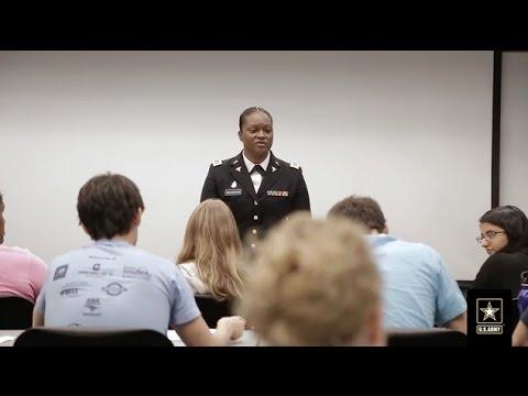 U.S. Army Medicine Brief: Educational Opportunities