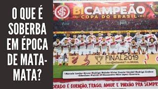 Presidente do Grêmio fala sobre vencer o Flamengo, gráfica roda pôster do Inter campeão. Há soberba?