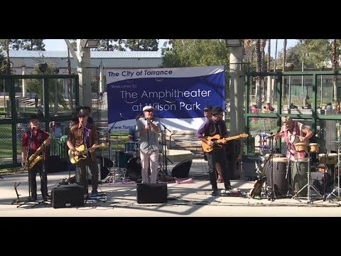 The Bonedaddys at Wilson Park, Torrance, CA - August 18th, 2017