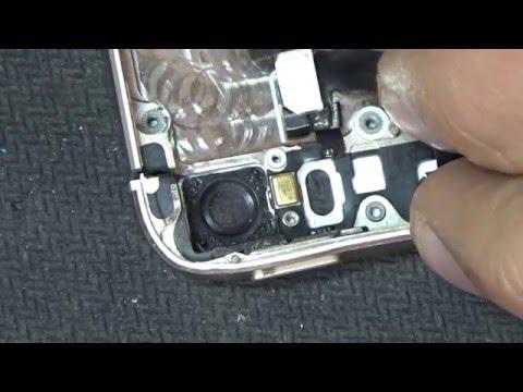 IPhone 5s замена корпуса