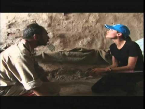 Angelina Jolie in Iraq