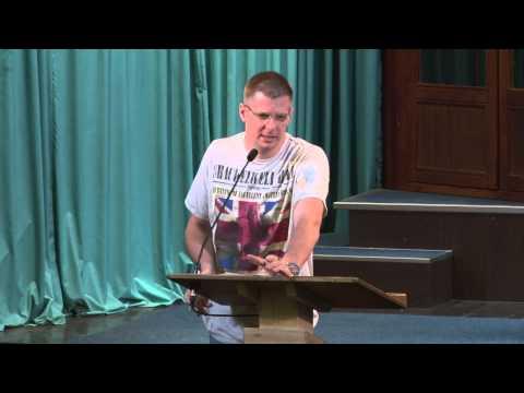 Golgota Budapest - férfi reggeli bibliaóra - A lúzer