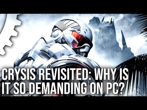 Why Crysis still melts the fastest gaming PCs a decade after