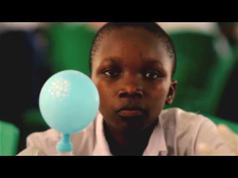 Africa Science Week Tanzania, Science Project Competitions and career discussion
