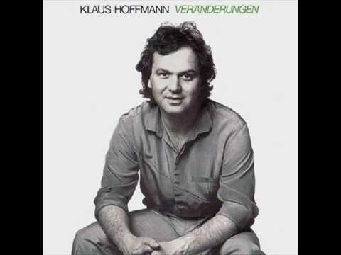 Klaus Hoffmann - Nur mal so sein