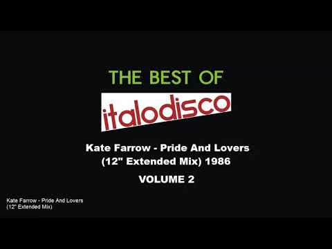 Kate Farrow - Pride And Lovers (12