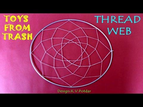 Thread Web English Dream Catcher Youtube
