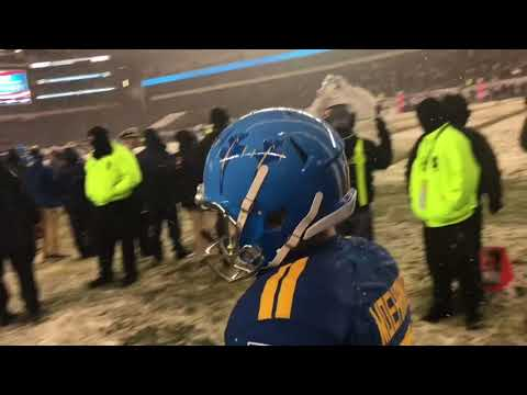 Army vs Navy Game 2017 : On the field and behind the scenes