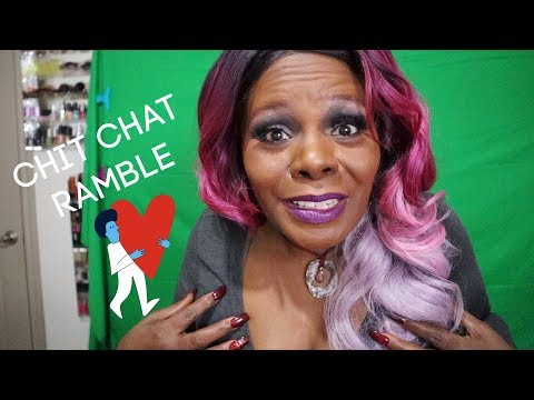 Gum Chewing ASMR The Chew Chit Chat Ramble  Date??