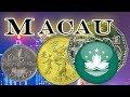 Macau Coins Portuguesa Macanese pataca