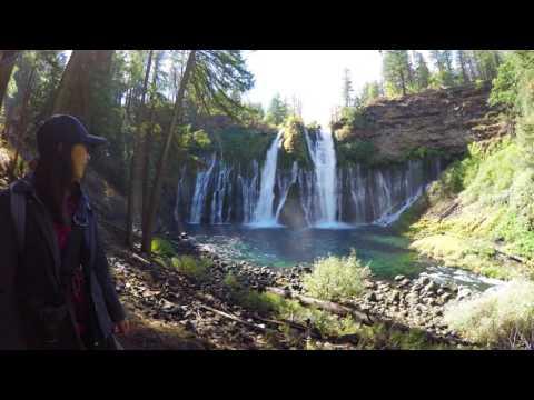 Northern California Waterfalls in 4K
