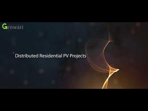 Growatt Global Reference Projects