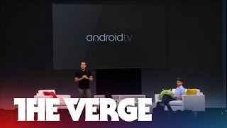 This is Android TV — coming this fall