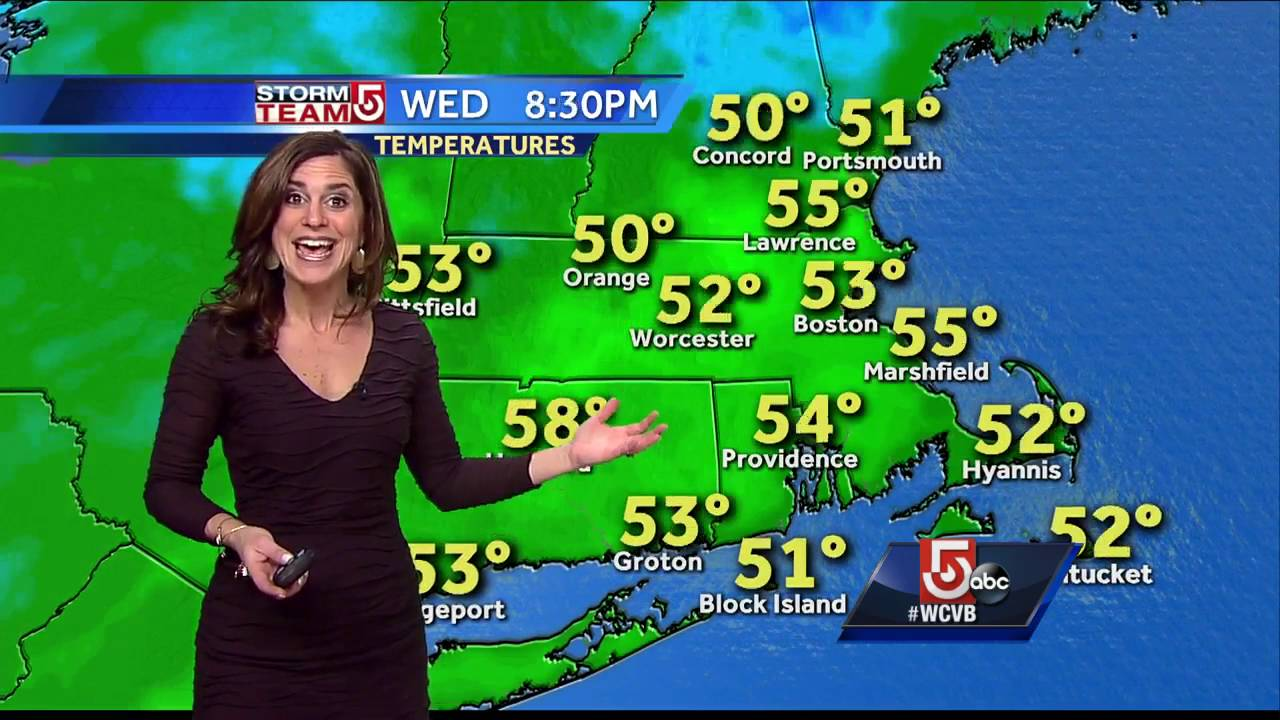 Cindy S Latest Boston Area Weather Forecast Youtube