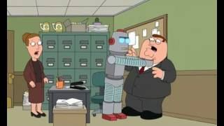 Family Guy Robot
