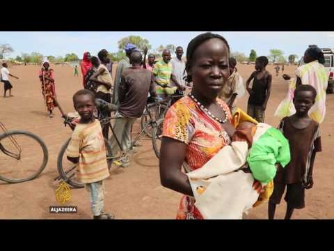 WHO: Nearly half of South Sudan's population could face hunger