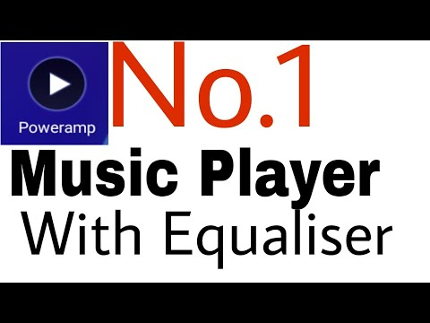 Best No.1 Music Player High quality Of Equaliser