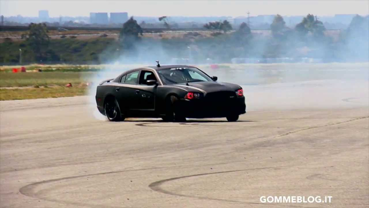 2013 Dodge Charger Srt Awesome Drifting Youtube