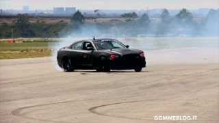 2013 Dodge Charger SRT AWESOME Drifting