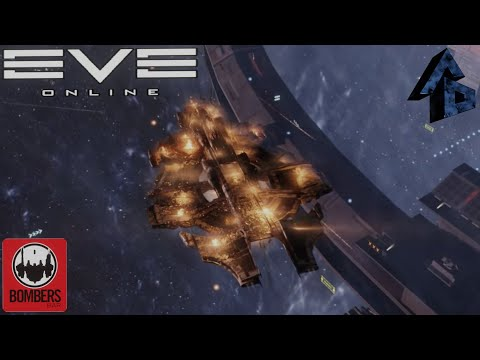 Eve Online - Bombers Bar - Earning a Nyx Badge