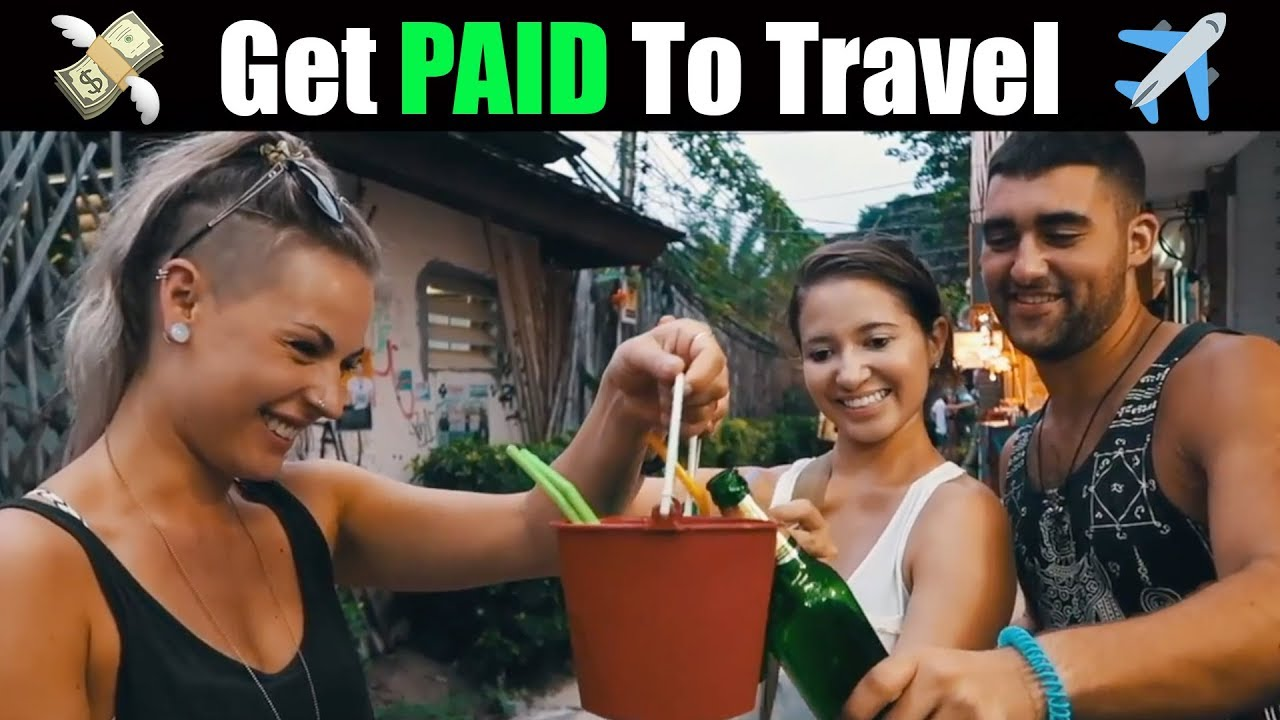 6 Ways To MAKE MONEY And Travel The World (Digital Nomad)