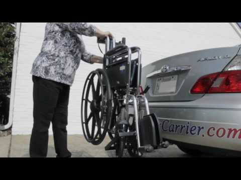 Steady Carriers Wheelchair carrier YouTube