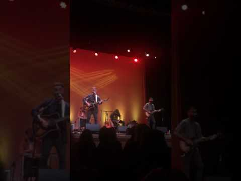 Nick Fradiani- all on you- ridgefield Playhouse
