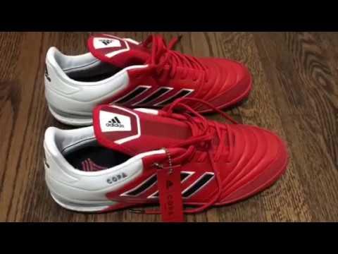 0a07fe0cf Adidas Copa Tango 17.1 Turf Review - YouTube