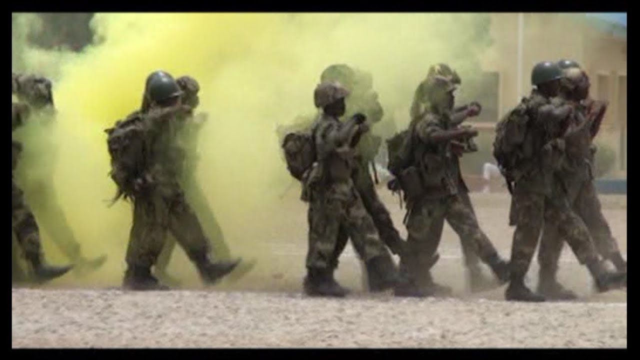 A Passing Out Like Never Before NMS Boys Again #Nigerian Army