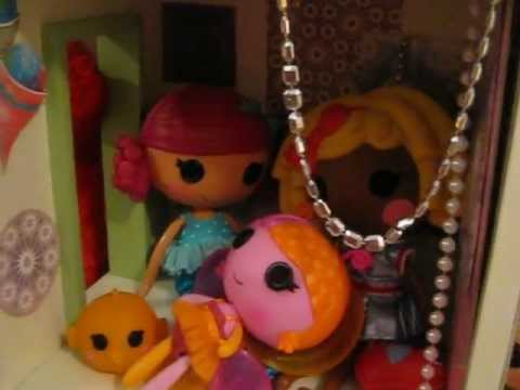 Lalaloopsy House Tour
