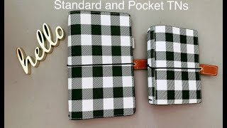 Blitsy Haul Buffalo Check Travelers Notebooks & Paper Crafting Items