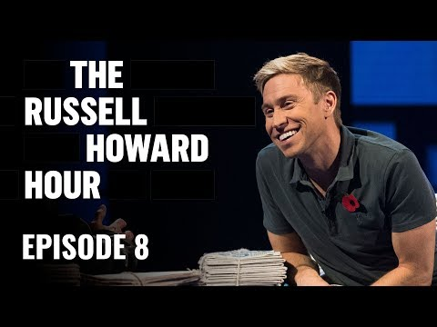 The Russell Howard Hour - Series 1, Epsiode 8