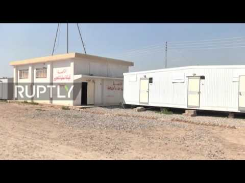 Iraq: Army opens radio station outside Mosul to inform citizens during offensive
