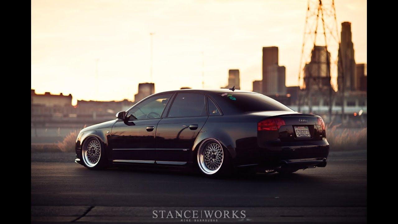 Audi A4 B7 Custom Wheels Hd Youtube