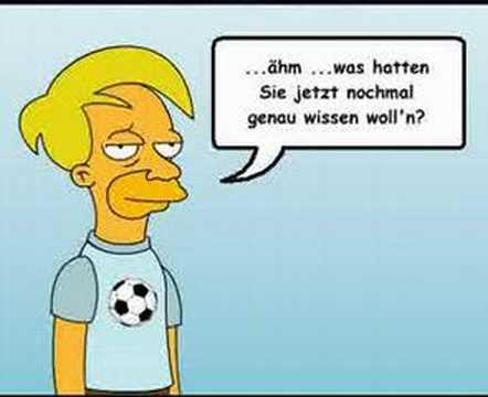 Horst Frank Parodie - Herbstdepressionen