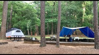 Family Tent Camping 101