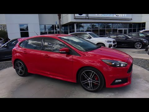 2015 Ford Focus Kissimmee, Clermont, Orlando, FL SVC07467A