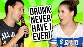 DRUNK NEVER HAVE I EVER (W/ ANNA CAMPBELL)