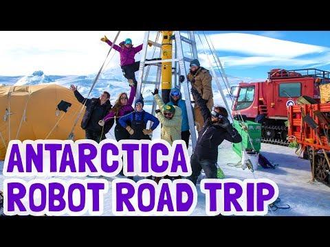 Antarctica Robot Road Trip - Episode 5