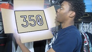 YEEZY SUPPLY CHEATED ME!!!: Yeezy Boost 350