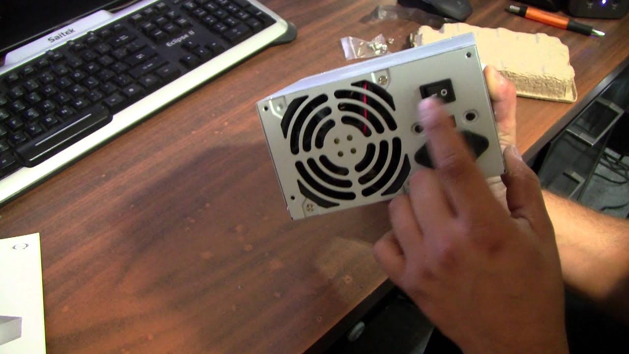 maxresdefault unboxing antec basiq 350w psu youtube antec bp350 wiring diagrams at panicattacktreatment.co