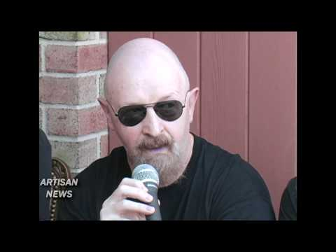 JUDAS PRIEST SAYING FAREWELL TO THE ROAD