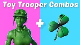 7 Best Toy Trooper Skin + backbling combos in Fortnite
