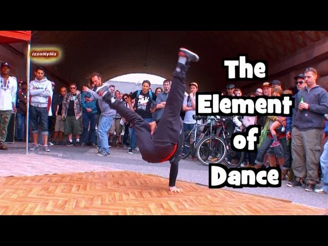 International Meeting of Styles / Element of Dance 2013